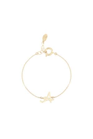 PETITE JEWELRY - A - Z - Letter Bracelet