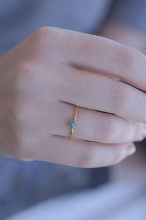 PLAYGROUND - AKAHAI - Dainty Ring (1)