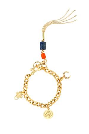 SHOW TIME - AMULET - Charm Bracelet