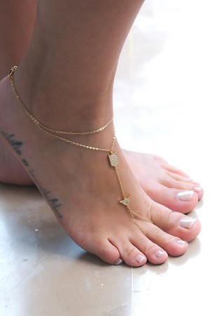 COMFORT ZONE - ARROW - Barefoot Sandal (1)