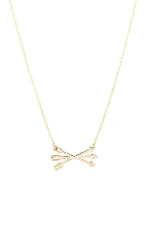 PLAYGROUND - ARROWS - Dainty Necklace