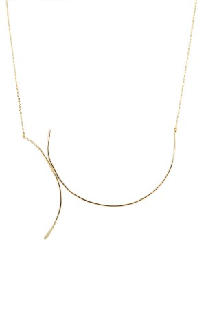 BAZAAR - ASYMMETRICAL - Handmade Necklace