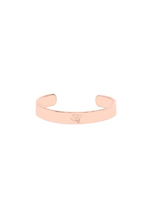 AUM CUFF - Om Sign Bracelet - Thumbnail