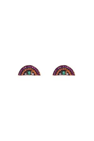 PLAYGROUND - AURORA - Rainbow Studs