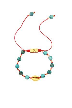 PLAYGROUND - BABYLONIA - Electroformed Seashell Bracelet