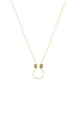 PETIT CHARM - BALLY - Charm Necklace