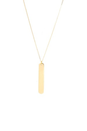 PETITE JEWELRY - BAR - Bar Necklace (1)