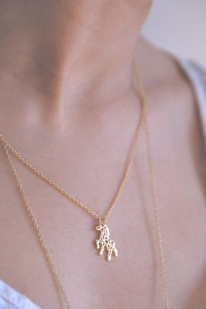 PLAYGROUND - BE A UNICORN - Pendant Necklace (1)