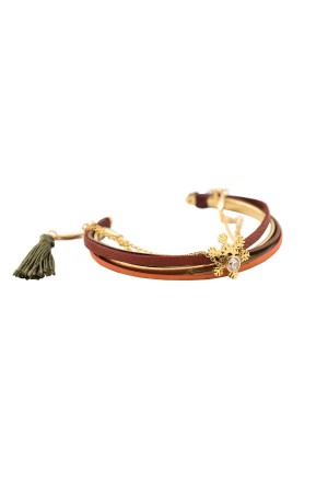 PLAYGROUND - BE POSITIVE - Multilayered Bracelet