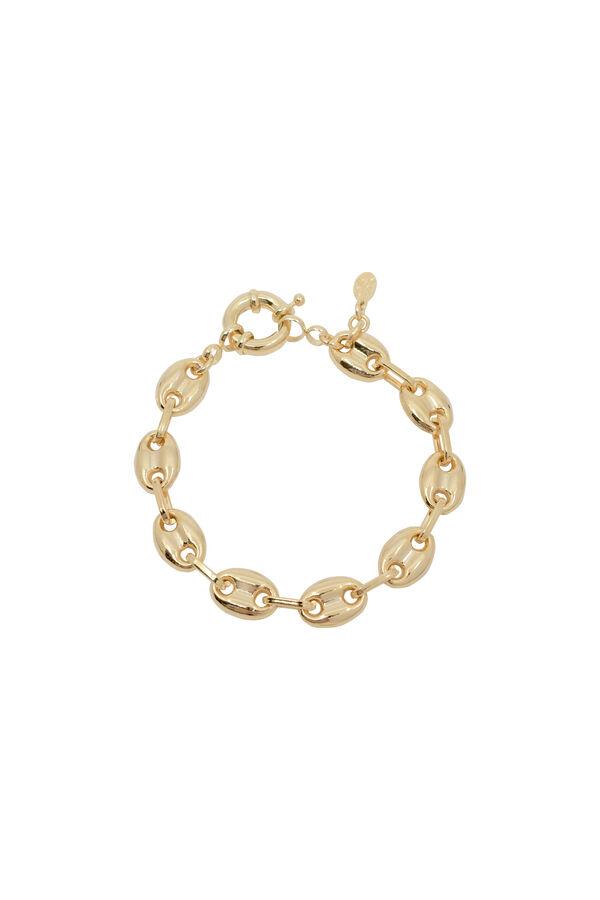 BEAN - Chunky Chain Bracelet