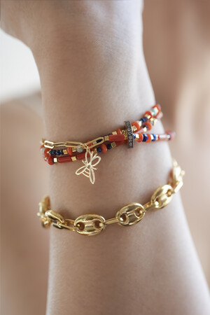 BEAN - Chunky Chain Bracelet - Thumbnail