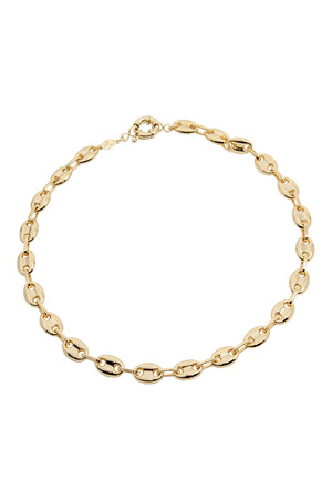SHOW TIME - BEAN - Chunky Chain Necklace