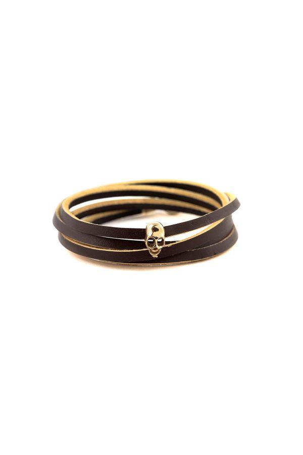 BI COLOR - Wrap Bracelet