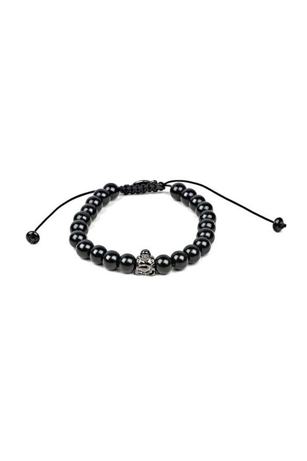 BLACK BUDDHA - Men Bracelet
