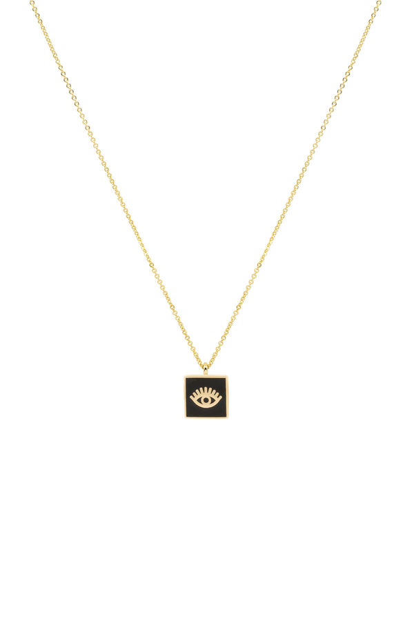 BLACK EYE - Pendant Necklace