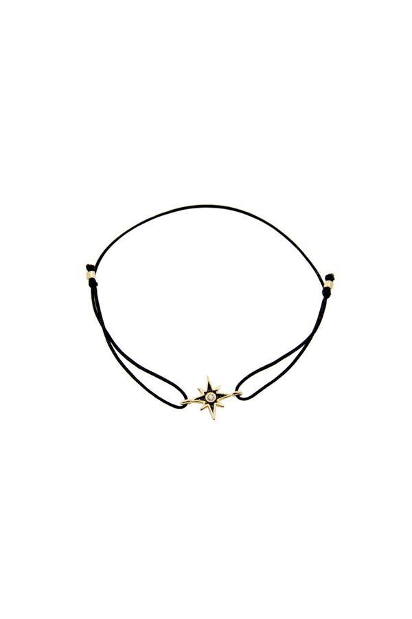 BLACK STAR - Ayarlanabilir Yıldız Bileklik