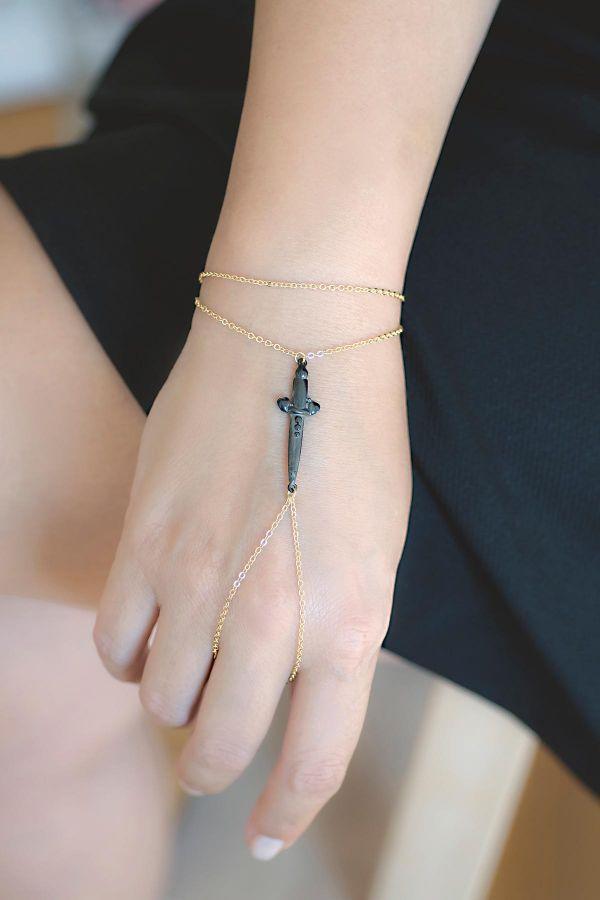BLADE - Finger Chain
