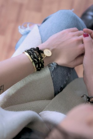 PLAYGROUND - BLESSED - Braided Bracelet (1)