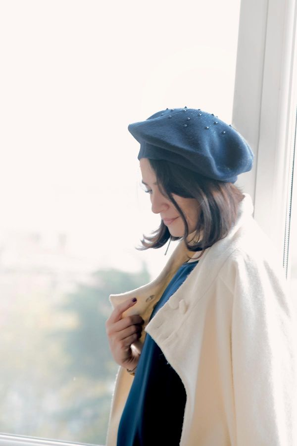 BLUE PEARL - Ressam Beresi