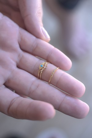 COMFORT ZONE - BLUE SPIRIT - Eye Ring (1)
