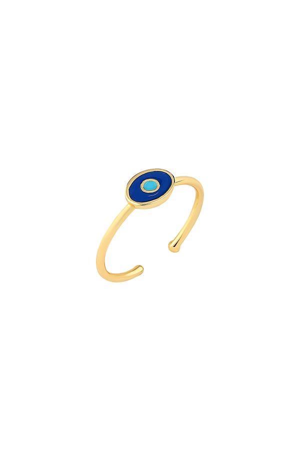 BLUES - Mavi Göz Yüzük