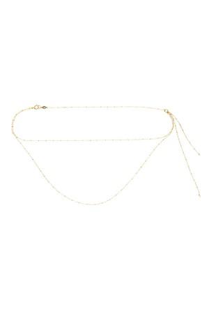 BAZAAR - BOHO CHIC - Waist Chain