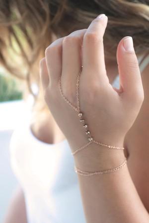 COMFORT ZONE - BOHO - Finger Bracelet (1)
