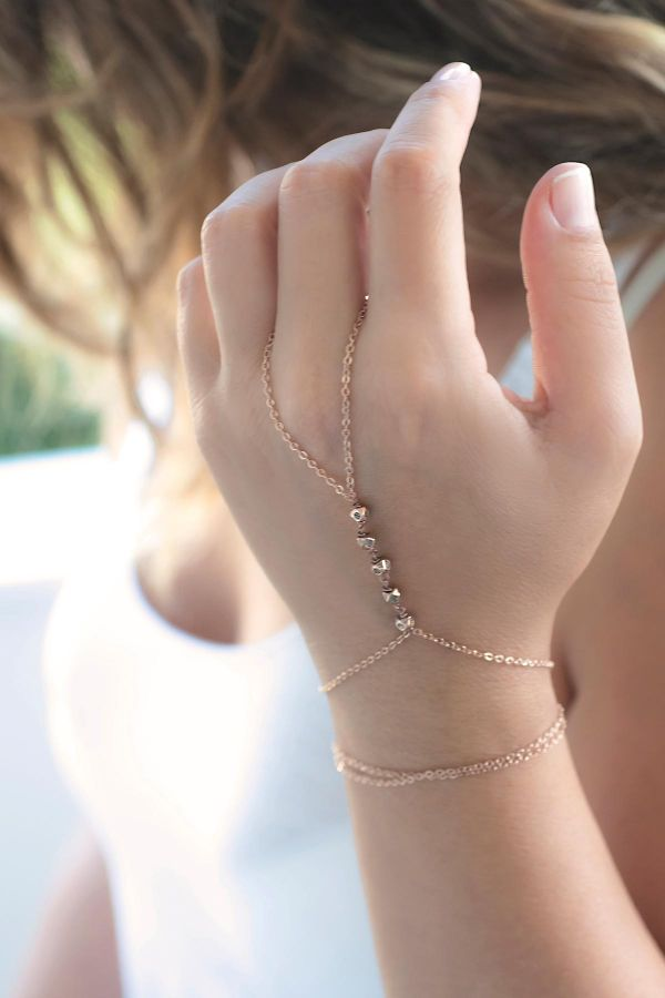 BOHO - Finger Bracelet