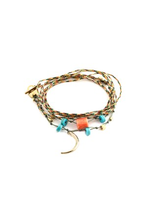 PLAYGROUND - BOHO - Wrap Bracelet