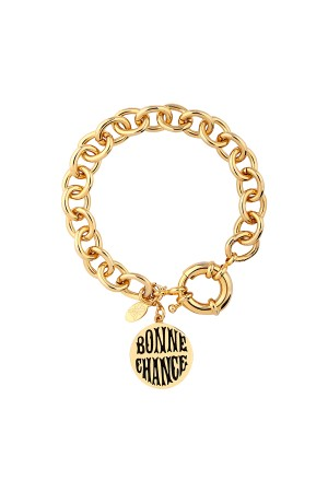 COMFORT ZONE - BONNE CHANCE - Luck Bracelet