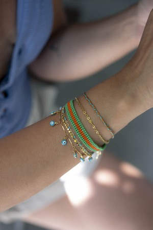BRAZIL - Multilayered Bracelet - Thumbnail