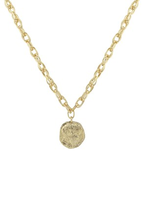 COMFORT ZONE - BRUTUS - Medail Necklace