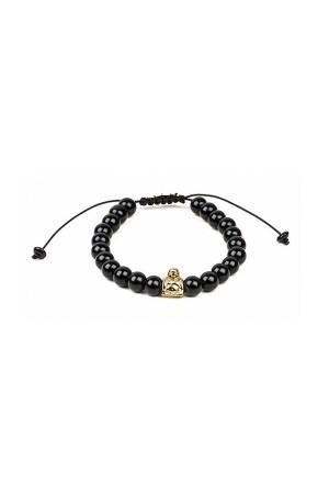 MANLY - BUDDHA - Adjustable Bracelet