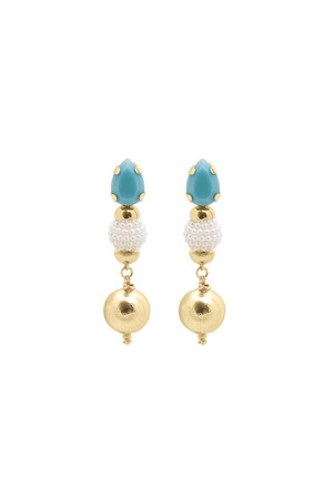 SHOW TIME - CAIRO - Statement Earrings