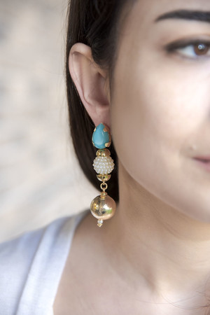 SHOW TIME - CAIRO - Statement Earrings (1)