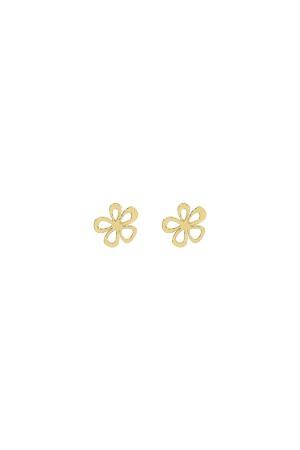 PLAYGROUND - CAMELIA - Çiçek Küpe (1)