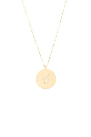 PETITE JEWELRY - CANCER - Personalized Star Sign Necklace