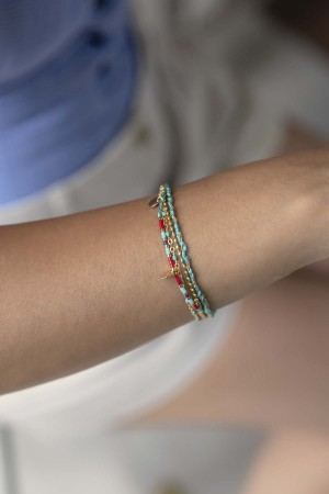 PLAYGROUND - CANCUN - Layered Bracelet (1)