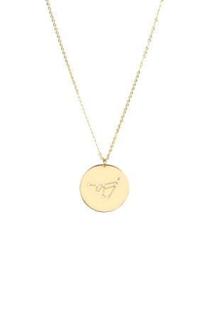 PETITE JEWELRY - CAPRICORN - Customized Zodiac Constellation Necklace