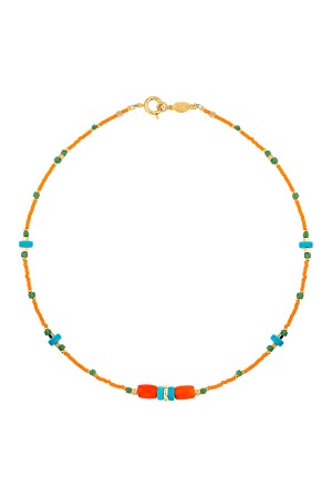COMFORT ZONE - CASABLANCA - Beaded Necklace