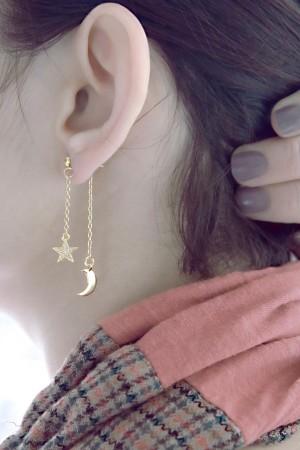 BAZAAR - CELESTIAL - Dangle Earrings (1)