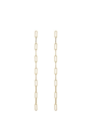 COMFORT ZONE - CHANMAY - Chain Earrings