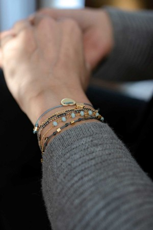 COMFORT ZONE - CHAOS - Grey - Set of Bracelet (1)