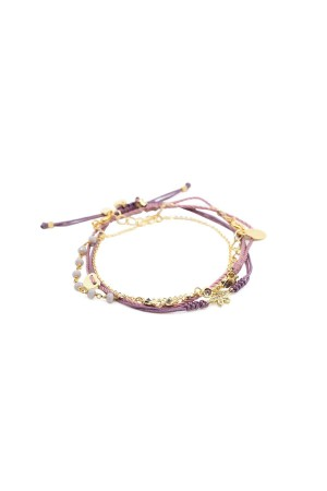 COMFORT ZONE - CHAOS - Lilla - Set of Bracelet