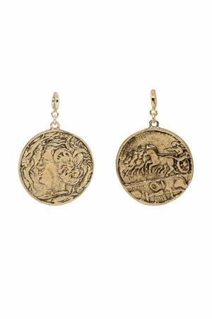 PETIT CHARM - CHARIOT - Vintage Medallion