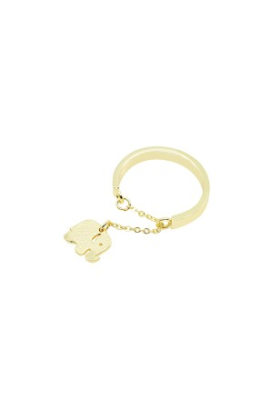 PLAYGROUND - CHARMING ELEPHANT - Dangle Ring