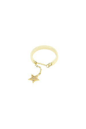 PLAYGROUND - CHARMING STAR - Dangle Ring