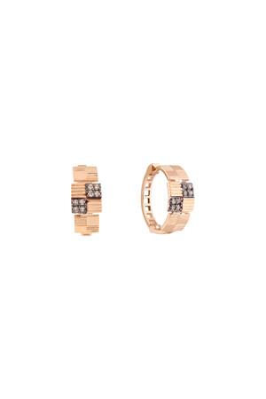 PETITE LUXE - CHESS - Diamond Studs