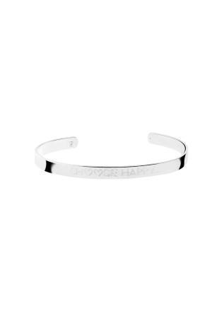 CHOOSE HAPPY - Motto Bracelet - Thumbnail