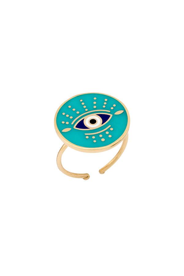 CIELO - Mavi Göz Yüzük